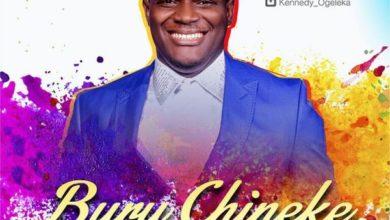 Photo of Kennedy Ogeleka Releases Beautiful Worship Song 'Buru Chineke' (FREE Download) | @Kennedy_Ogeleka