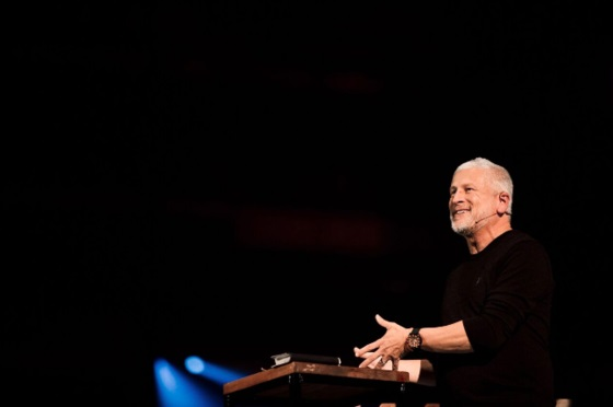 Passion Founder Louie Giglio