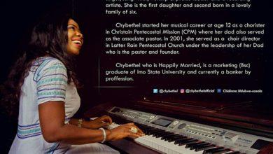 Photo of MUSiC :: Chybethel – Ekwueme (The God that Talks and Do) | @Chybethel