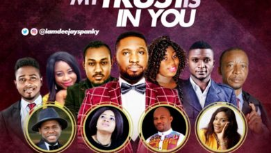 Photo of [Free Download] Dj Spanky – My Trust Is In You (Praise & Worship Mixtape)