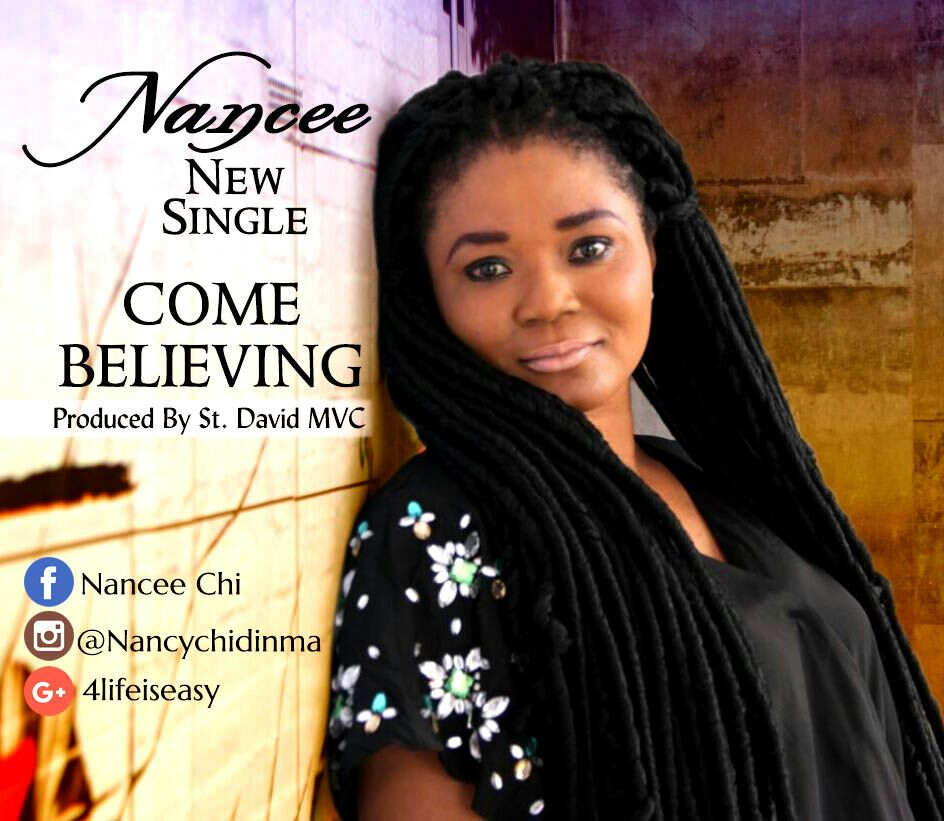 Nancee - Come Believing
