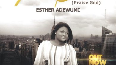 Photo of muSic :: Esther Adewumi – Yin Baba (Praise God)