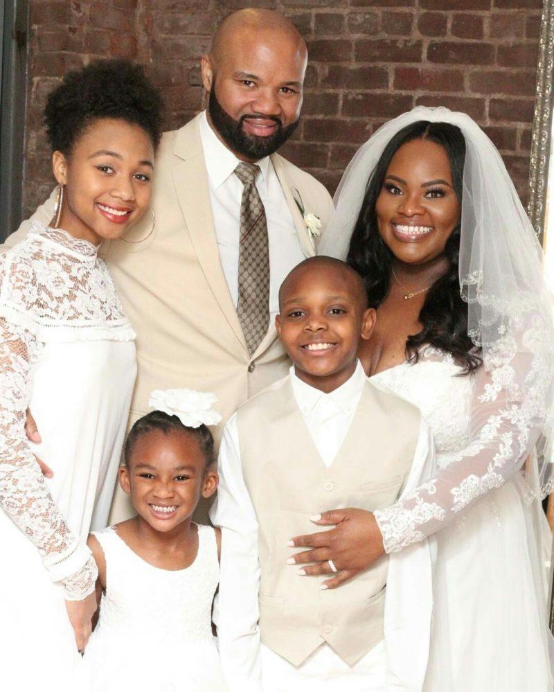 Tasha cobbs marriage