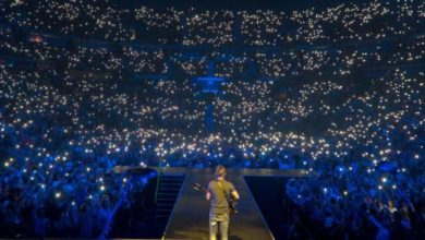 Photo of Chris Tomlin Makes History With Largest Ticketed Christian Concert In Bridgestone Arena
