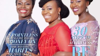 Photo of Onos, Glowreeyah & Aderonke Covers March Issue Of gemWOMAN Magazine
