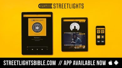 Photo of Streetlights Audio Bible [Download] :: Word For Word Scripture Over A Hip Hop Soundtrack