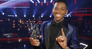 Chris Blue - NBC's The Voice winner