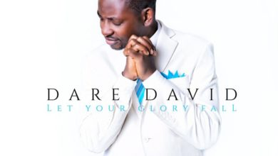Photo of Dare David Preps New Album 'Let Your Glory Fall'