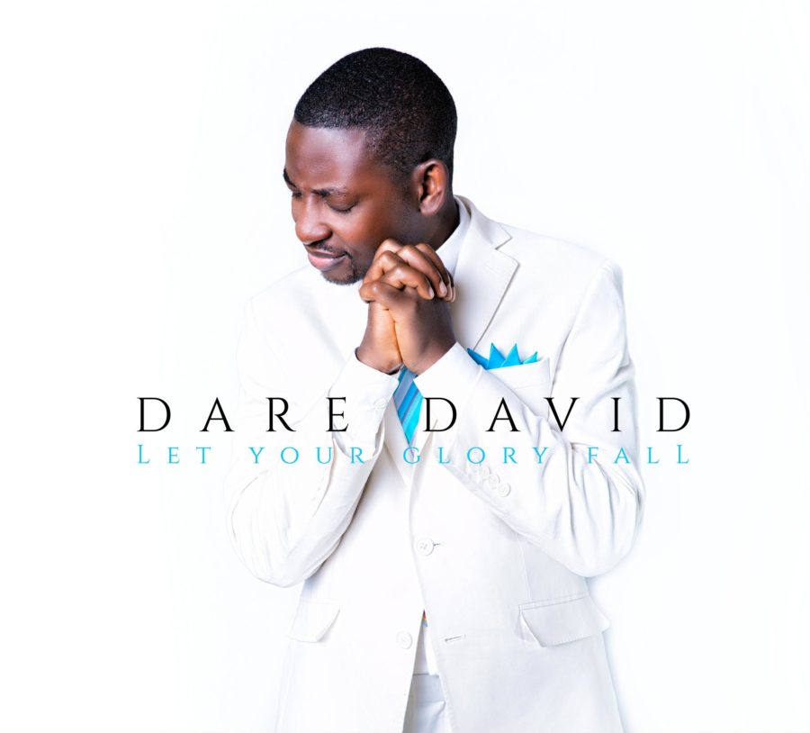 Dare David Album 'Let Your Glory Fall