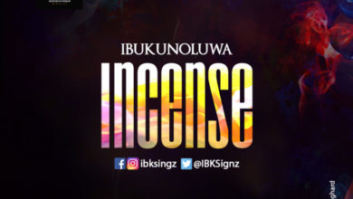 Photo of IbukunOluwa Offers New Worship Song 'INCENSE' [Free Download]