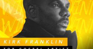 Kirk Franklin BBMAs 2017