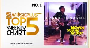 Gmusicplus Top 5 Weekly Chart