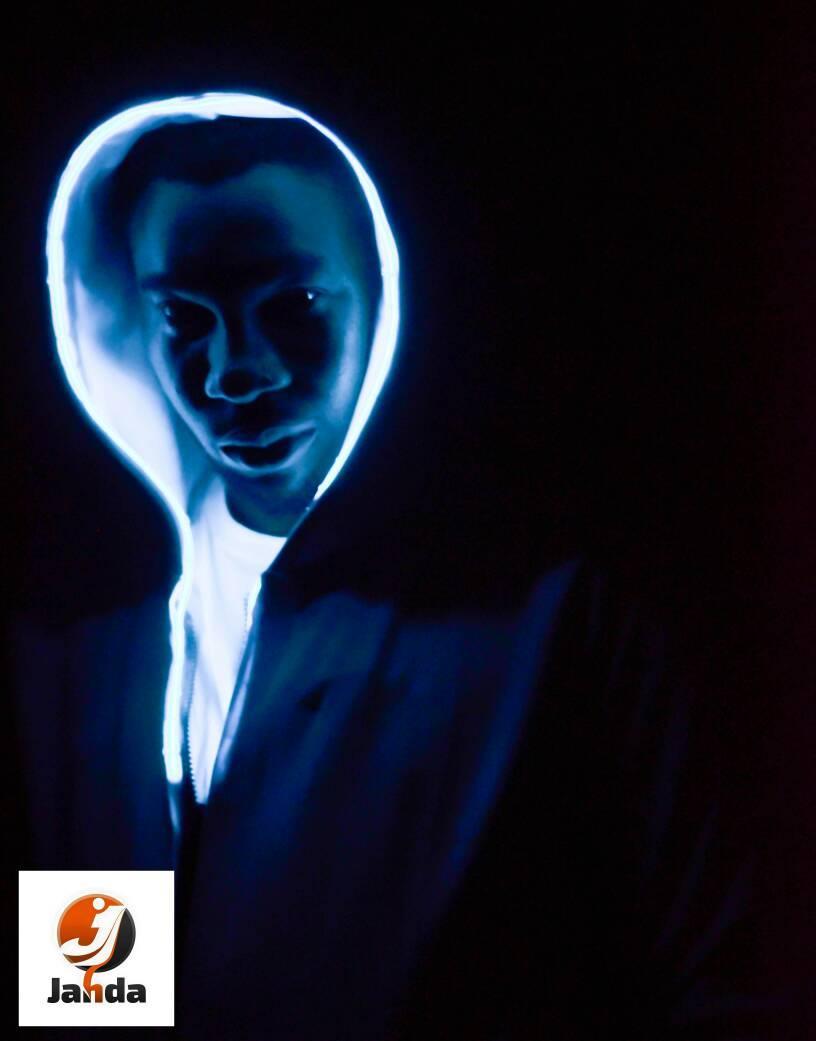 Jahda Flash Light Face Hood