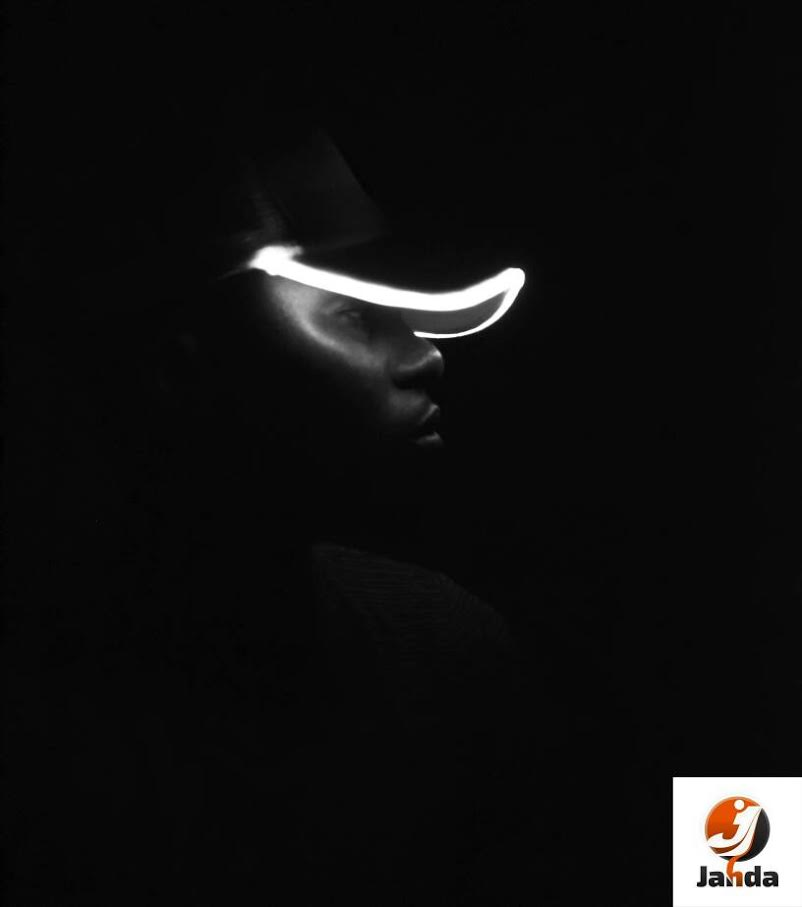 Jahda Flash Light Face Cap