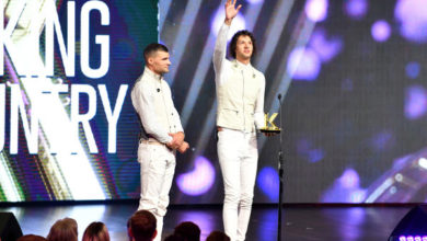 Photo of K-LOVE Fan Awards 2017 Winners : for KING & COUNTRY Wins Big