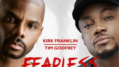 Photo of Kirk Franklin To Headline Tim Godfrey's Fearless 2017 Concert | August 13th
