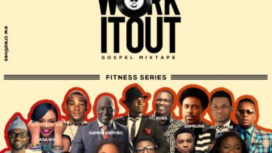 Photo of MixTape :: DJ Ernesty – Work It Out (Fitness Series)