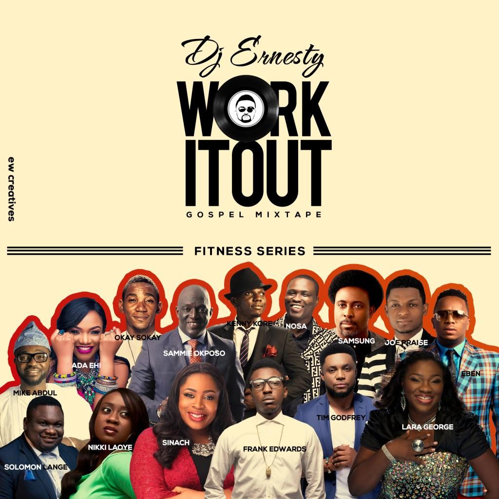 DJ Ernesty - Work it Out