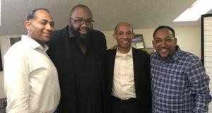 Bishop Cortez Vaughn Signs with Tyscot