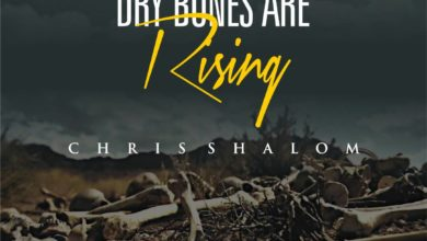 Chris Shalom - Dry Bones Are Rising