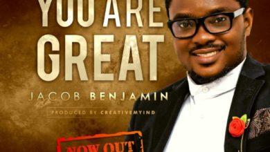 Jacob Benjamin - You Are Great