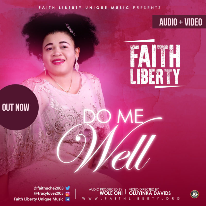 Faith Liberty - Do Me Well