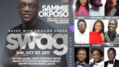 Photo of Sammie Okposo Preps 'SWAG' Album Release Concert /Live Recording