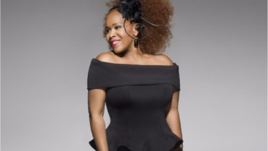 "Photo of Tina Campbell's New Album ""It's Still Personal"" Available Now"