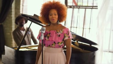 Photo of ViDEO :: Tina Campbell – Too Hard Not To