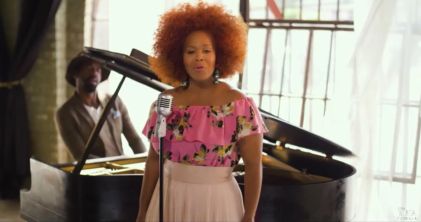 Tina Campbell - Too Hard Not To_Video