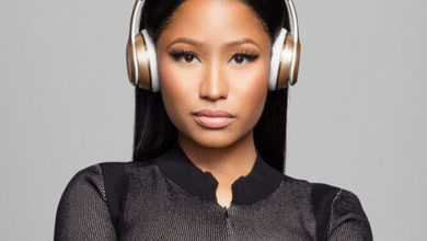 "Photo of Nicki Minaj ~ ""Unbelievable. Can't stop listening to this song"" 