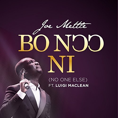 Joe Mettle - Bo Noo Ni