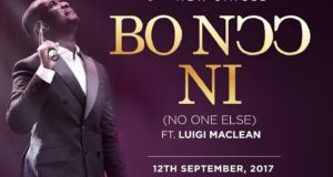 Joe Mettle - Bon)) Ni (No One Else)