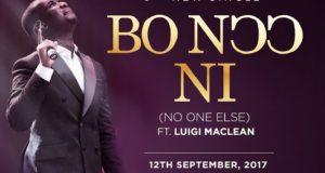 Joe Mettle - Bon)) Ni (No One Else)