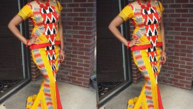 Photo of #GMPSundayFashion | Ex-Beauty Queen Joann Ene-Ita Rocks African Print with Style!