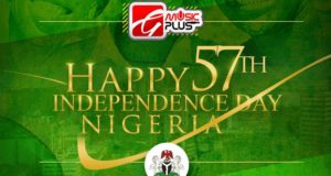 Happy 57th Independence Nigeria