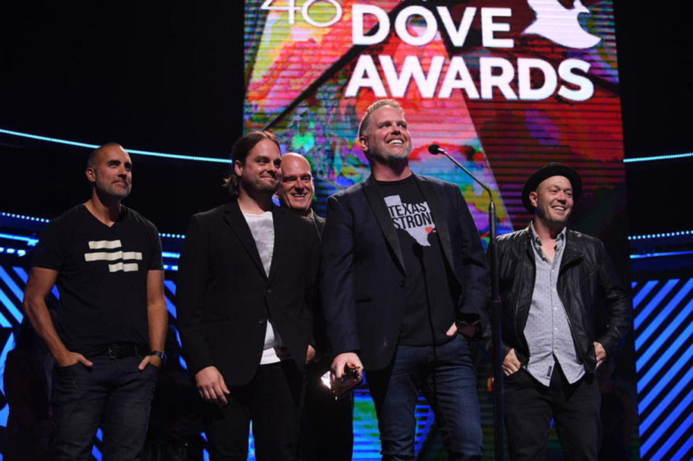 MercyMe _GMA Dove Awards 2017