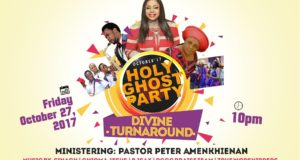 RCCG Tabernacle of David Holy Ghost Party Oct
