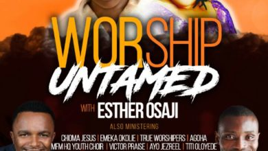Photo of Worship Untamed With Esther Osaji | 29th Oct; 2017