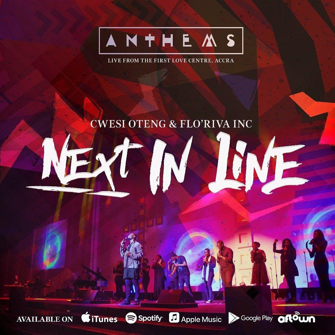 Cwesi Oteng - Next In Line