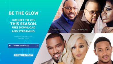 """Photo of At&t® Gives Out Inspiring Anthem """"Be The Glow"""" ft. Fantasia, Marvin Sapp, Monica, More.."""