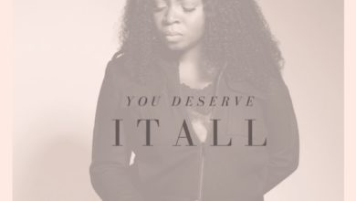 """Photo of Folake Awesome Shares New Single """"You Deserve it All"""" (+ Lyric Video)"""