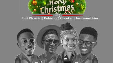 Photo of MUSiC :: Timi Phoenix – 'Merry Christmas' ft. Dubaimz, Chookar & Immanuelohim