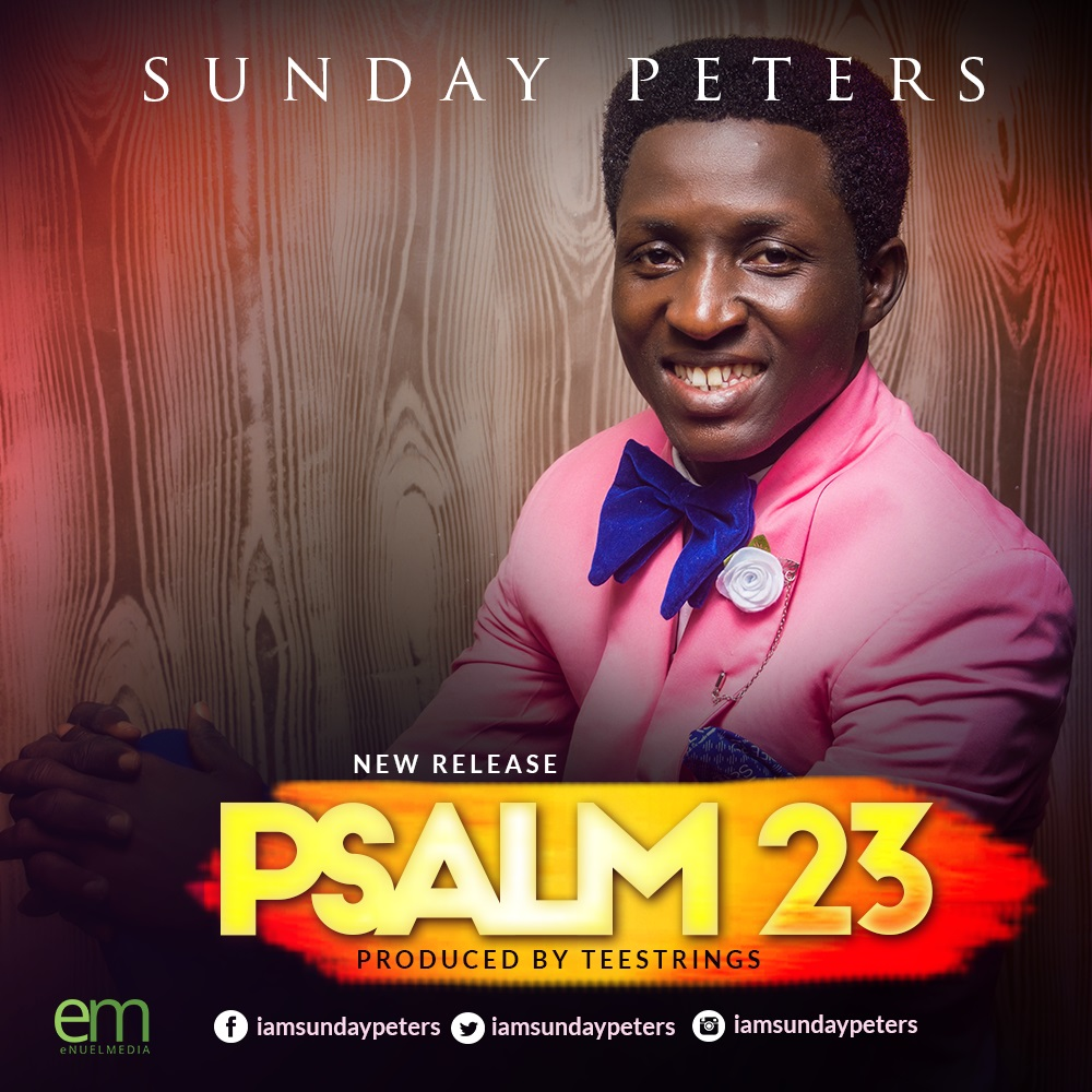 Sunday Peters_Psalm23