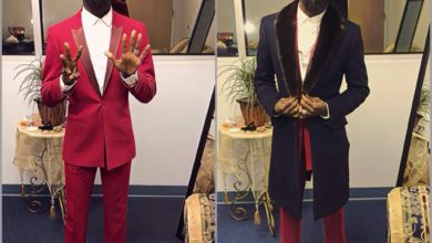 Photo of #GMPSundayFashion | Tye Tribbett Looks Dapper in Red Suit