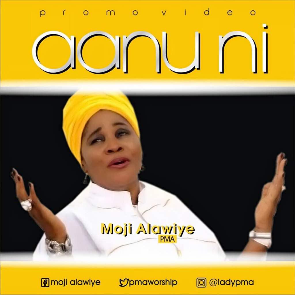 Moji Alawiye - Aanu Ni