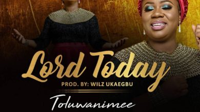 "Photo of Snippet From Toluwanimee's Forthcoming Single ""Lord Today"" Gets Amazing Reactions!"