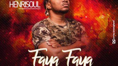 "Photo of Henrisoul Drops Ragga Tune ""Faya Faya"""