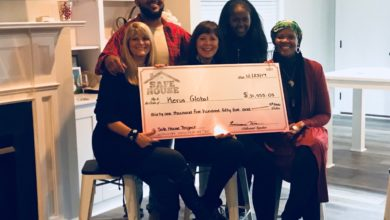 Photo of Renaissance Music Gives $31k Check To Build Safe House In South Africa