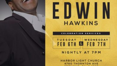 Photo of All Star Salute To Edwin Hawkins Takes Place This Week